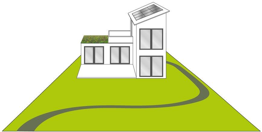 Nachhaltiger Wohnbau